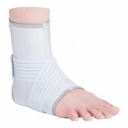 Cavigliera con fasce elastiche di contenzione