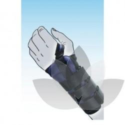 Polsiera steccata ortopedica in tessuto elastico Starsan