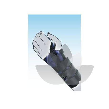 Polsiera steccata ortopedica in tessuto elastico mediland starsan mod. 17