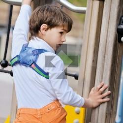 Immobilizzatore di clavicola pediatrico