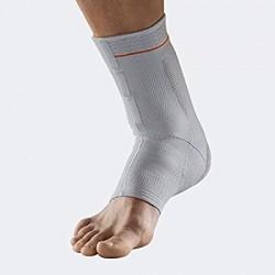 SPORLASTIC - Mod. 7804 Achillo Hit cavigliera elastica con pressore per tendine di Achille e polpaccio in silicone
