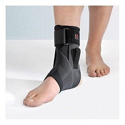 Cavigliera in Neoprene stabilizzante con bendaggio