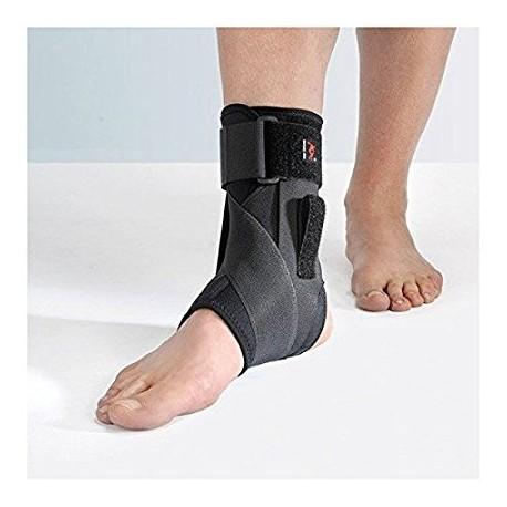 Cavigliera in Neoprene stabilizzante con bendaggio ad 8 - S
