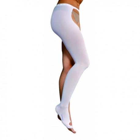 ORIONE Calza monocollant con cintura antitrombosi Taglia L-Regular