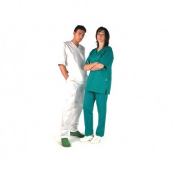 Pantaloni Cotone - Verdi