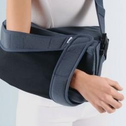 Cuscino per abduzione di braccio e spalla a 15° con sistema di intra-extra rotazione fino a 20° FGP