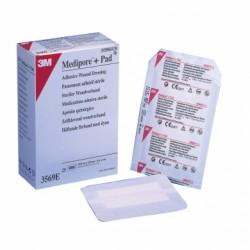 MEDIPORE+PAD medicazione sterile in TNT con tampone