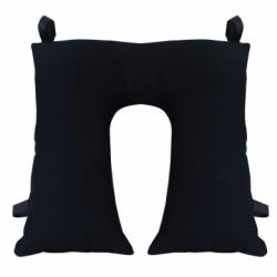 Cuscino a ferro di cavallo in fibra cava - Easy