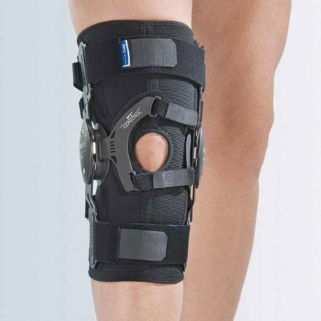 Ginocchiera Dinamica per la stabilizzazione rotulea