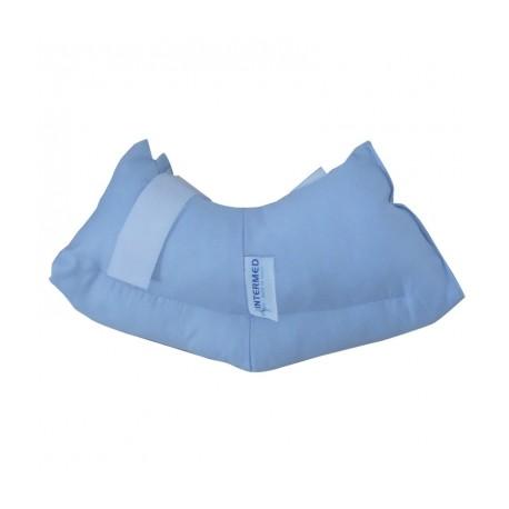 Protezione del tallone e caviglia in fibra cava siliconata - Easy