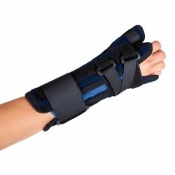 Tutore polso con immobilizzazione pollice destro e sinistro