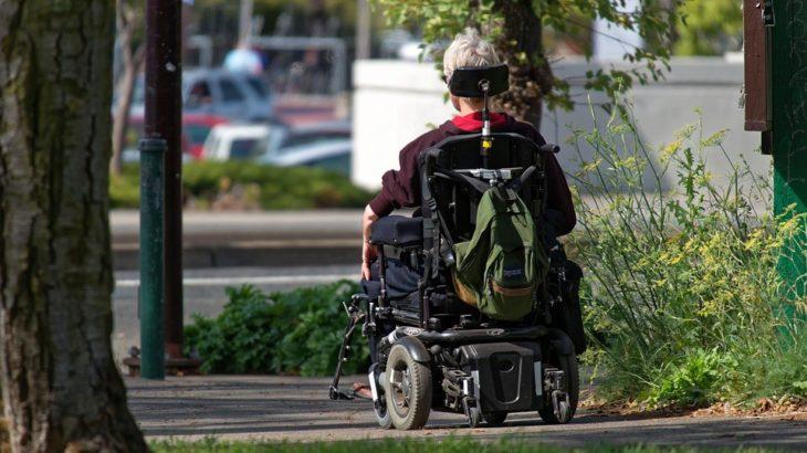 carrozzine per disabili Roma