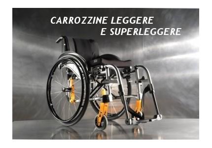 CARROZZINE LEGGERE E SUPERLEGGERE
